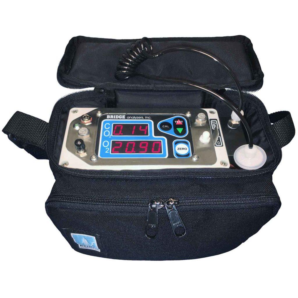 CO2/O2 Analyzer - Model 9001